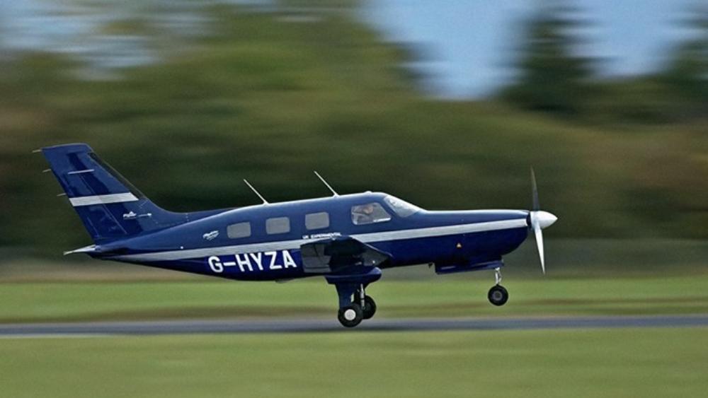 Hydrogen Plane - ZeroAvia