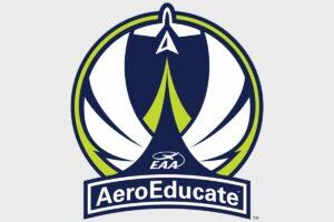 EAA AeroEducate Program Logo