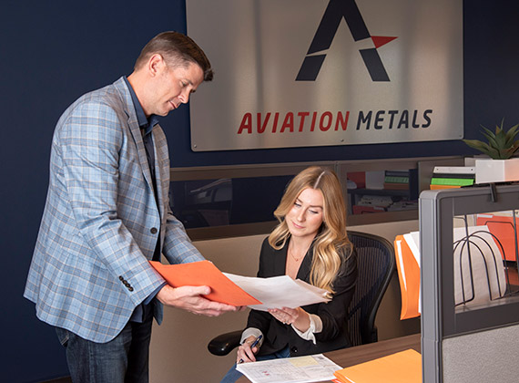 About Aviation Metals